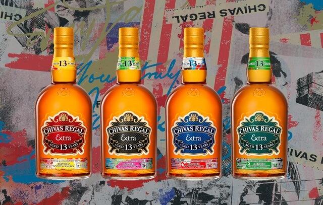 Chivas 13 Extra Rum Casks
