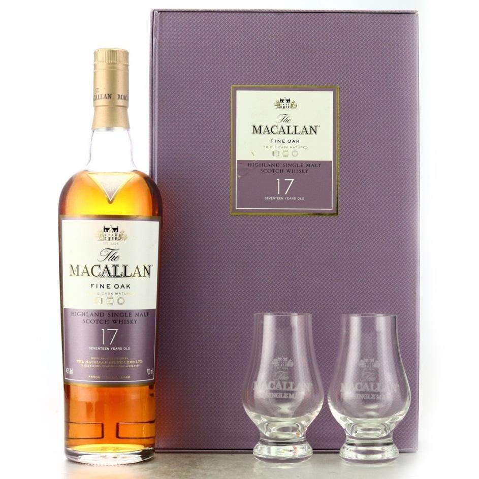 Macallan 17 năm fine oak chính hãng