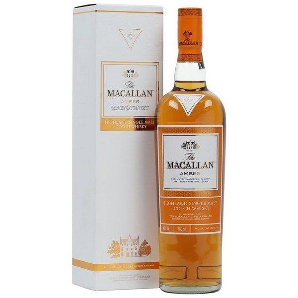 Macallan Amber có nguồn gốc từ vùng Speyside ở Scotland