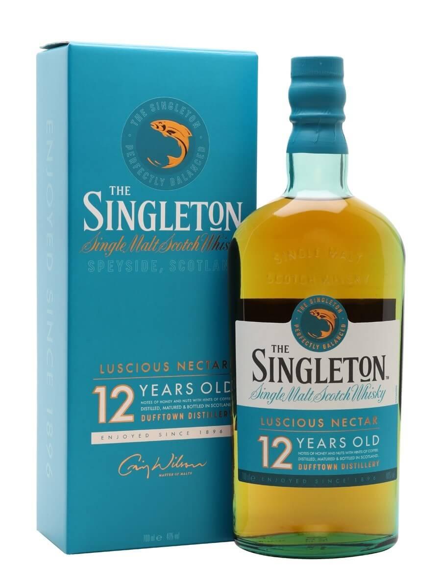 Hình 1.Singleton được sản xuất ở Glen Ord đã được công nhận trên toàn thế giới
