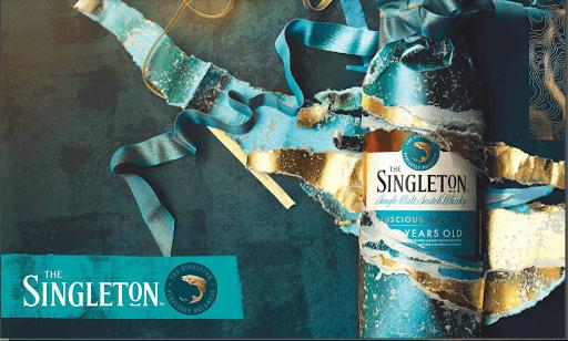 Hình 2. Rượu Whisky Singleton luôn là chọn lựa hộp quà Tết hot nhất