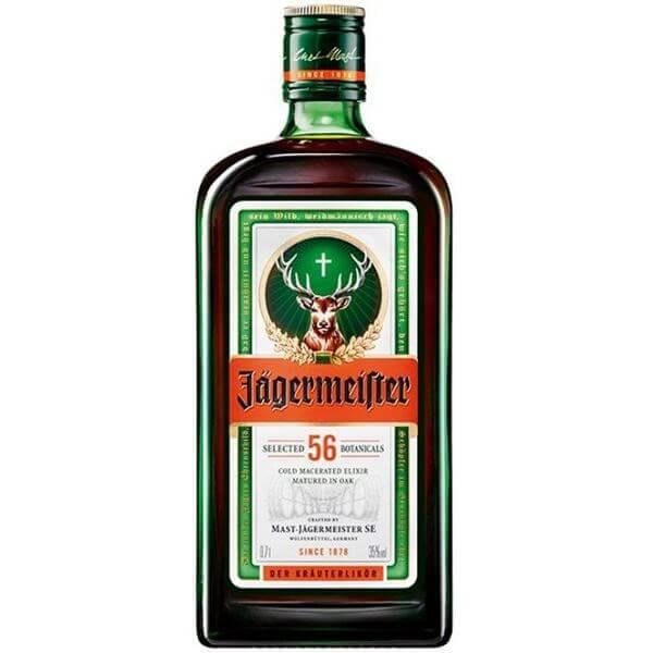 Rượu Jagermeister 700ml