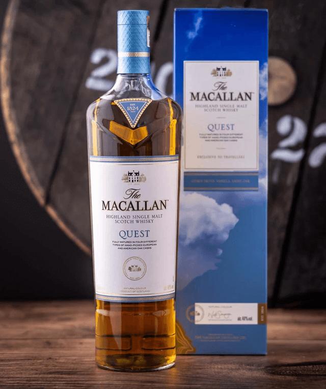 Macallan - Rượu Whisky đơn mạch nha nổi tiếng toàn cầu