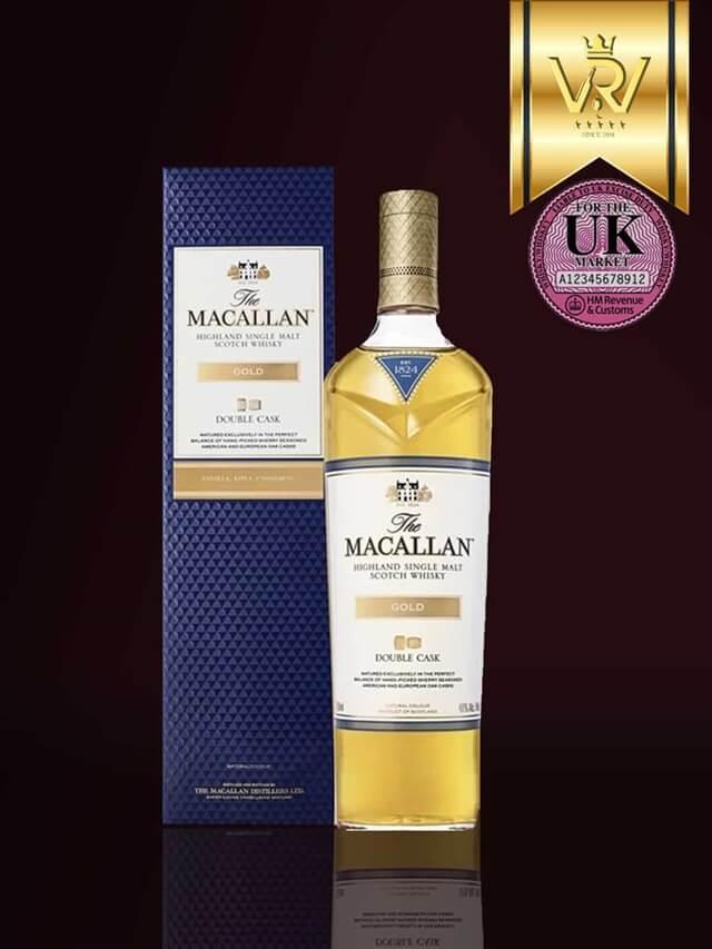 Macallan Double Cask - Hiện thân của hương vị cổ điển ngọt ngào