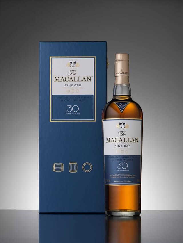 Macallan Fine Oak mang màu sắc tự nhiên và hương vị tinh tế