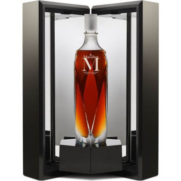 Rượu Macallan phiên bản M - Điểm chạm cảm xúc thăng hoa