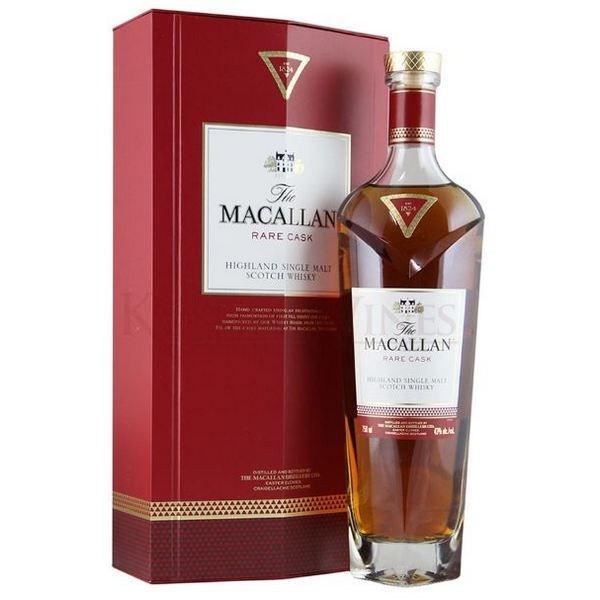 Macallan Rare Cask Red (đỏ)