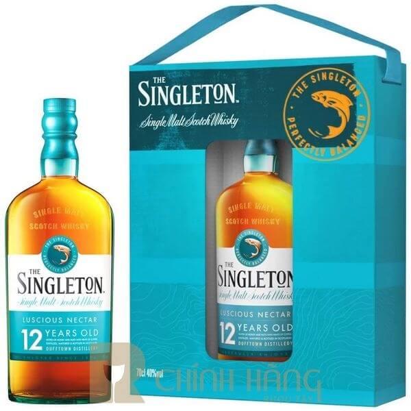 Hình 5. Singleton sắc xanh cho năm mới nhiều hy vọng