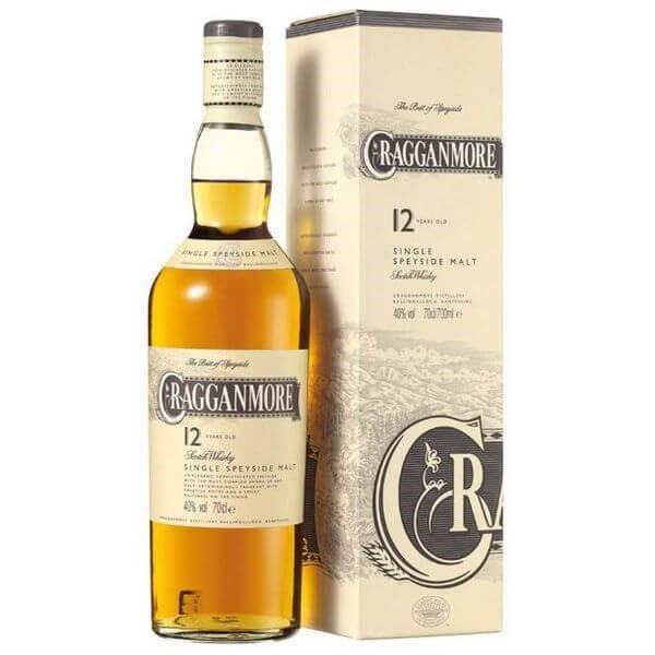 Hình 9. Cragganmore là món quà rượu Tết ý nghĩa và trân quý