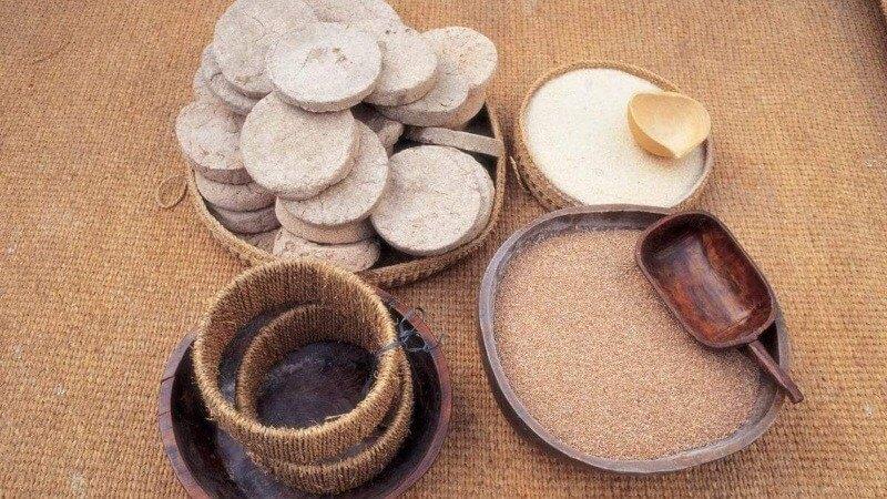 Gạo Sochu - nguyên liệu chính để nấu rượu