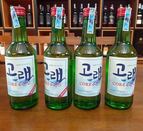 Rượu Score Soju