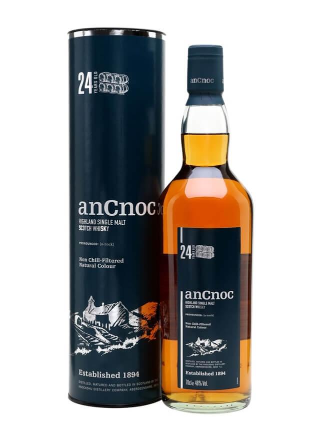 Rượu Ancnoc 24 năm