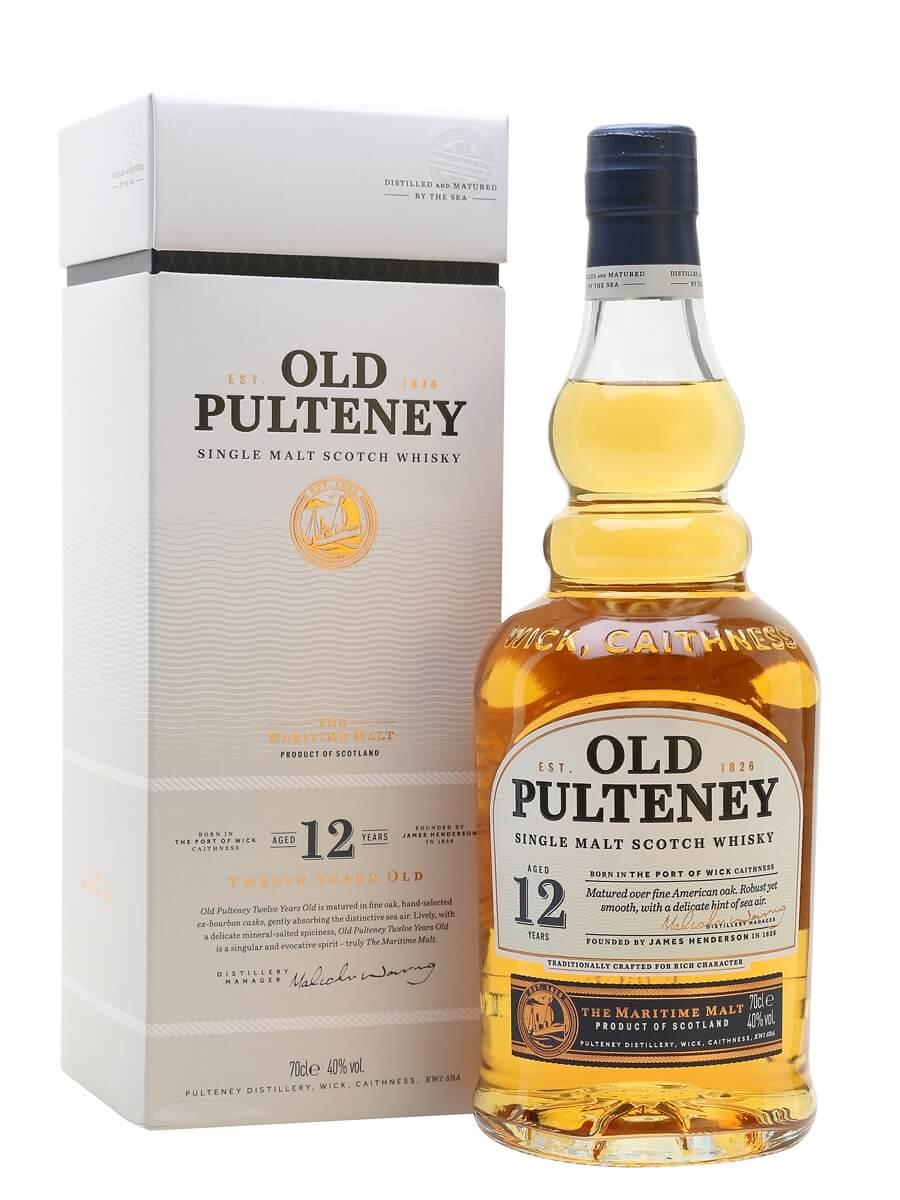 Rượu Old Pulteney 12 năm tuổi