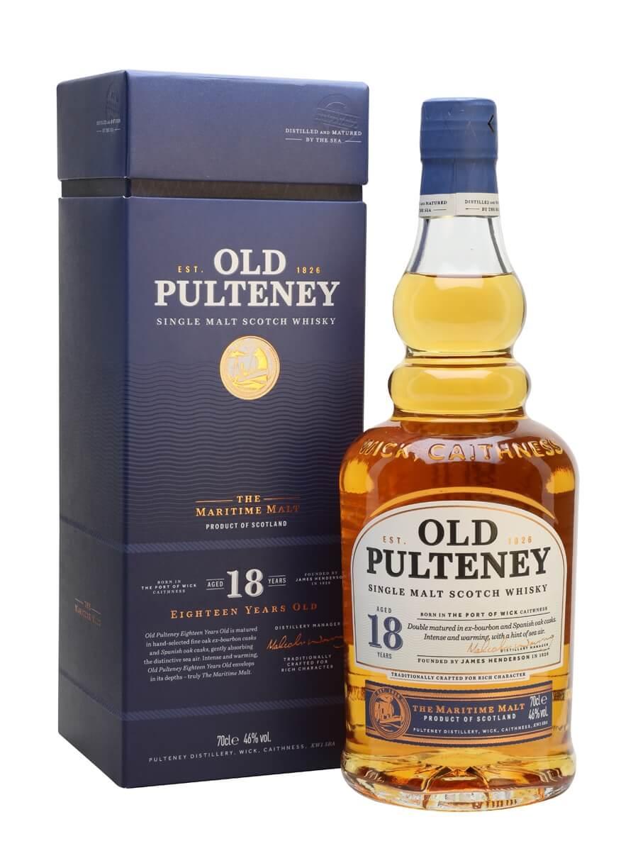 Rượu Old Pulteney 17 năm tuổi