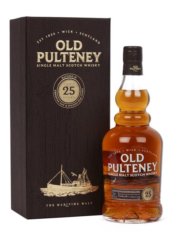 Rượu Old Pulteney 25 năm tuổi