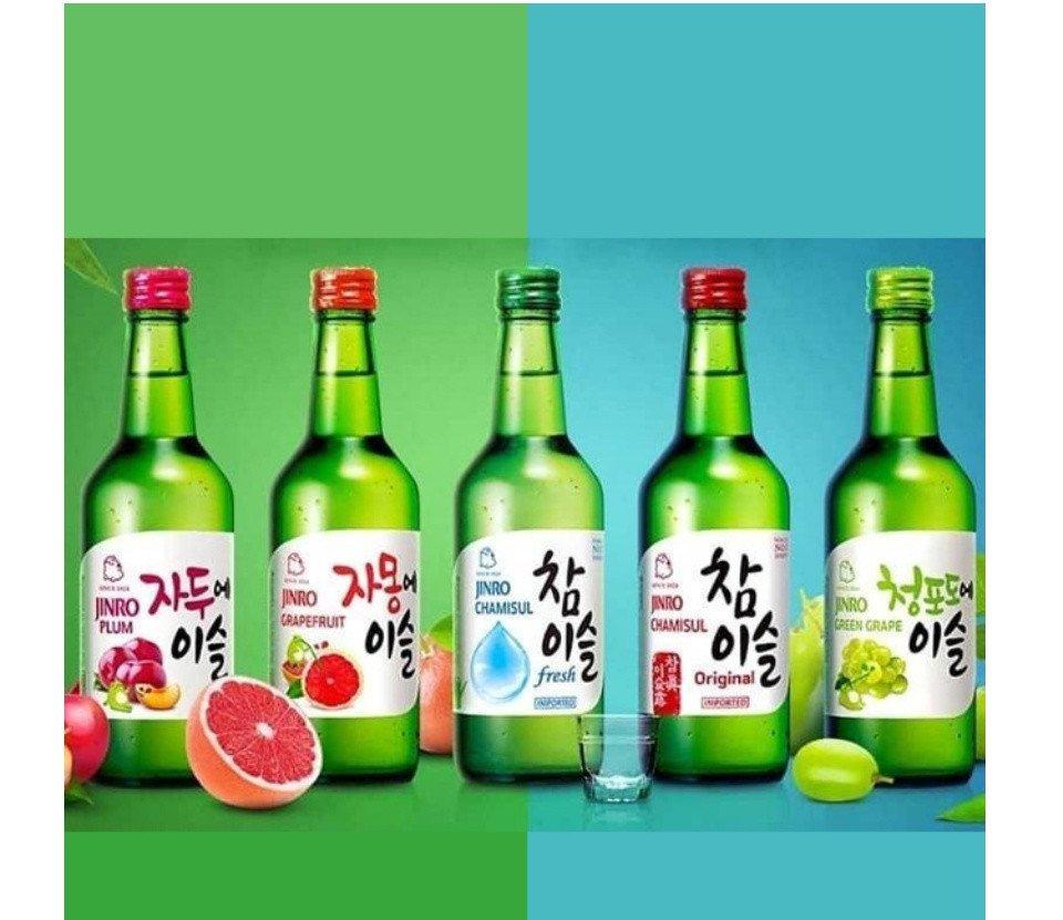 Dòng rượu vị trái cây của hãng rất được ưa chuộng