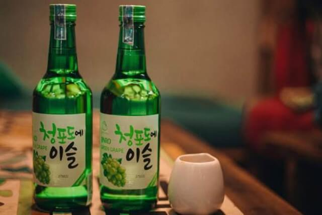 Uống rượu Soju ăn với gì là ngon nhất?