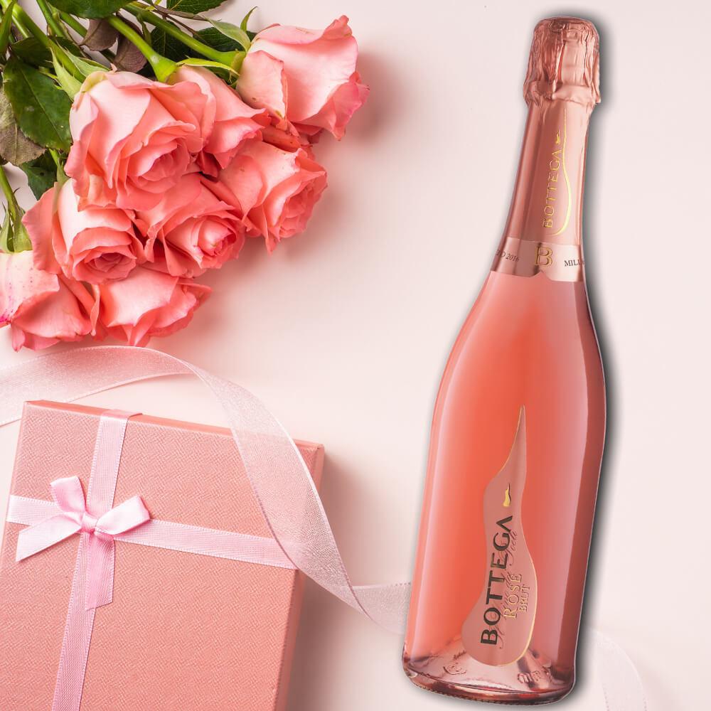 """Bottega Rose - Hương vị vang điển hình đến từ """"xứ sở hình chiếc ủng"""""""