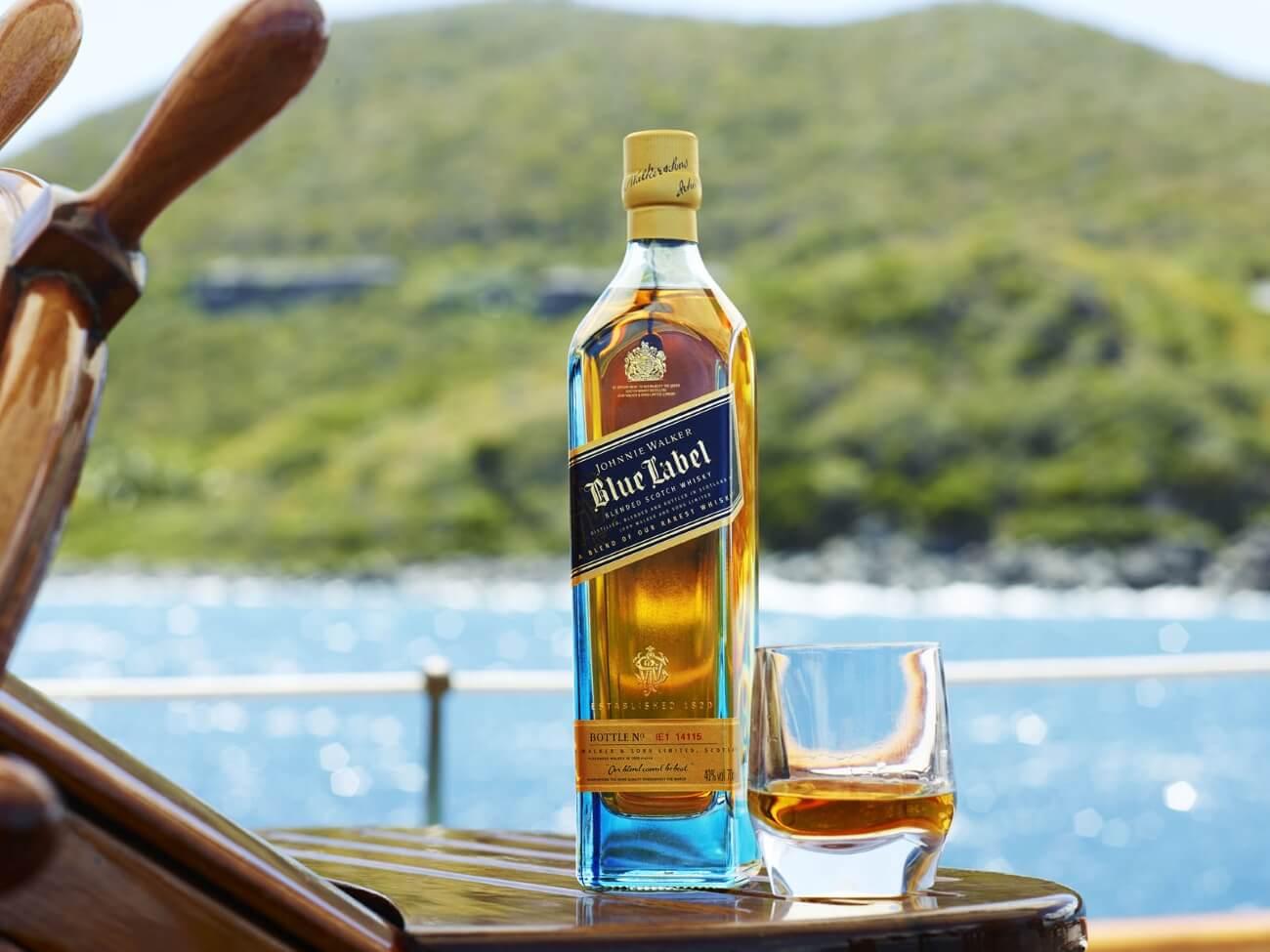 Rượu Johnnie Walker Blue Label chính hãng