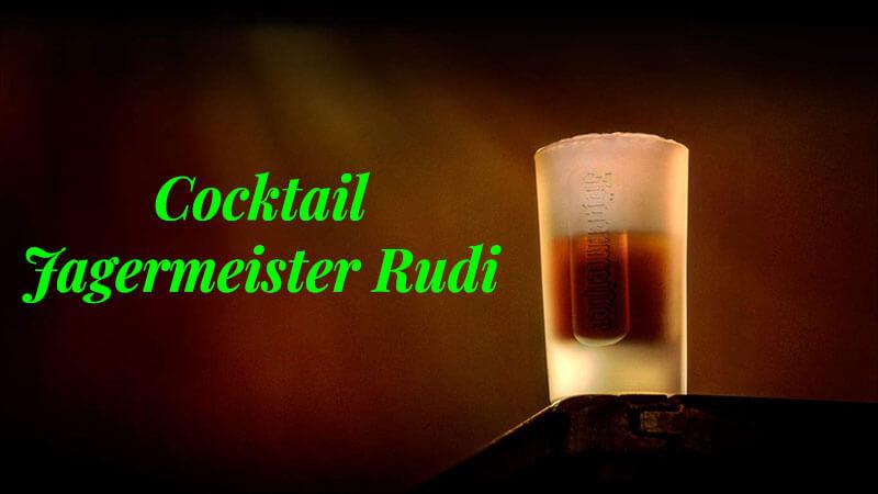 Hình ảnh rượu Jagermeister Rudi