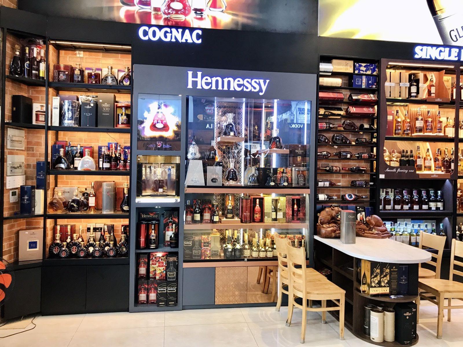 Đơn vị mua bán rượu ngoại tại TpHCM giá tốt nhất thị trường