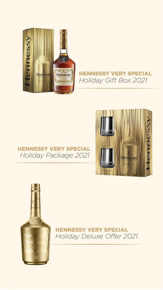 Hennessy VS - Tết 2021