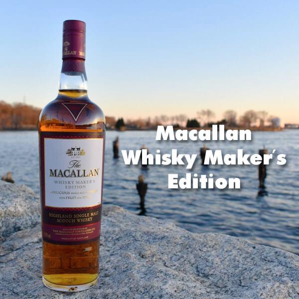 Rượu Macallan 1824 Whisky Maker's Edition Đỏ 02