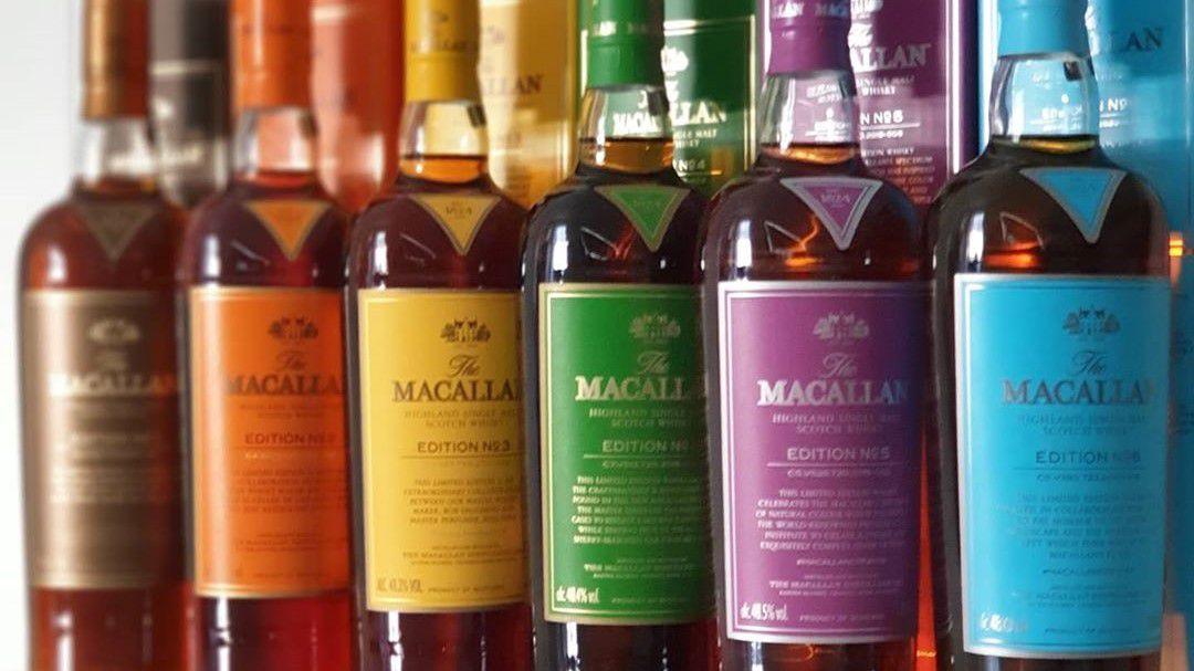 Macallan Edition Series