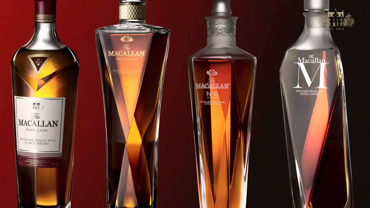 Macallan The Masters Decanter Series