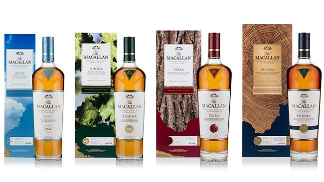 Macallan The Quest Collection