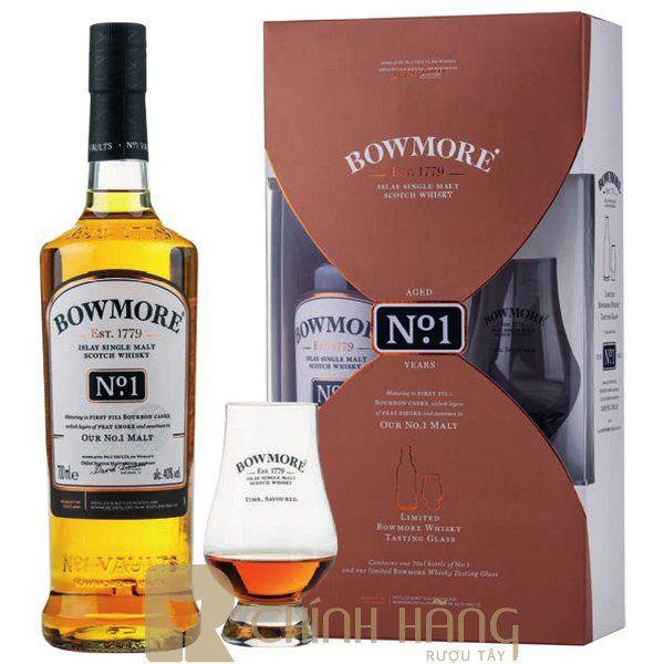 Bowmore No1 Hộp Quà