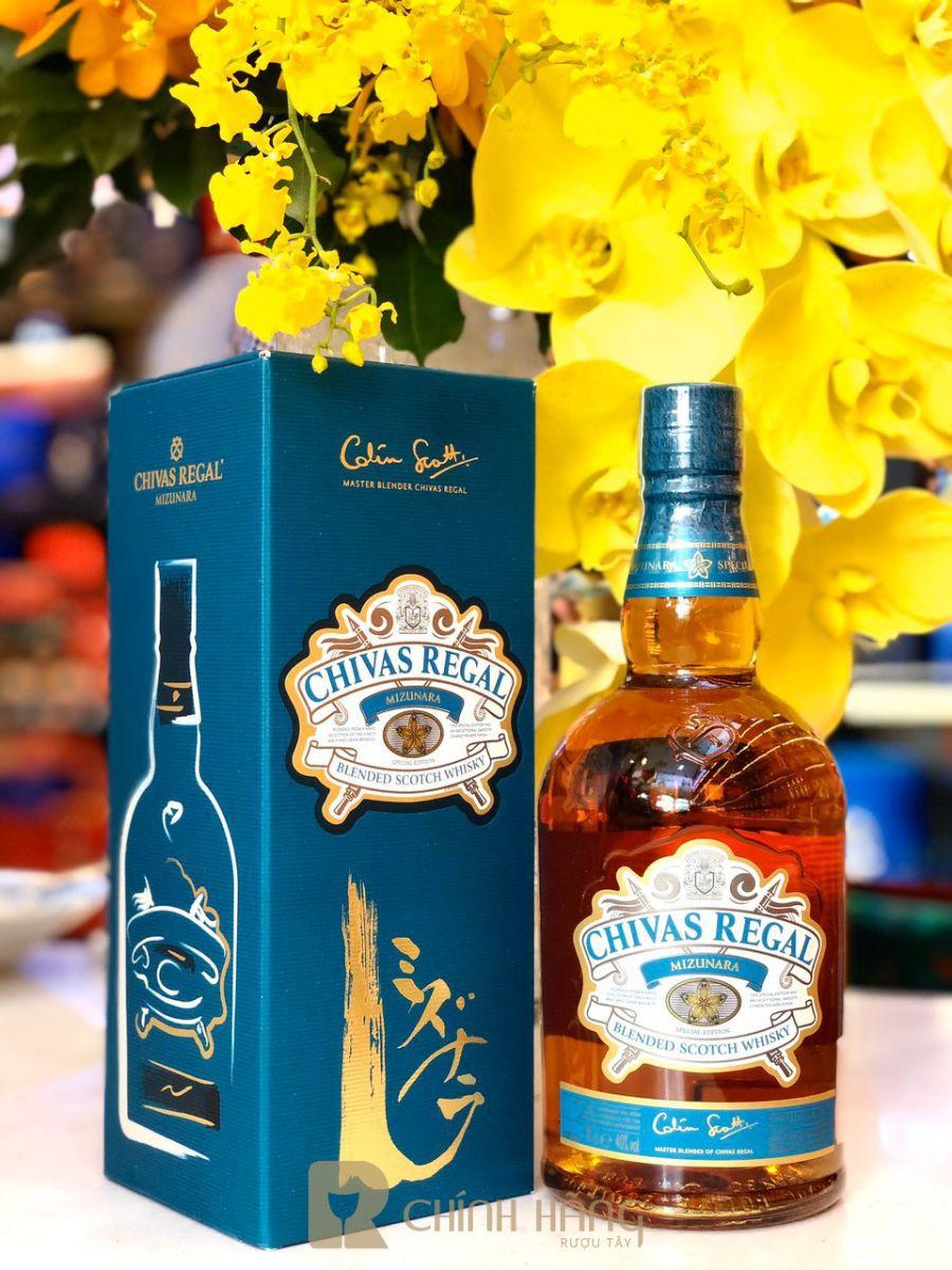 Bảng Giá Rượu Chivas - Rượu Ngoại Nhập Khẩu Chính Hãng