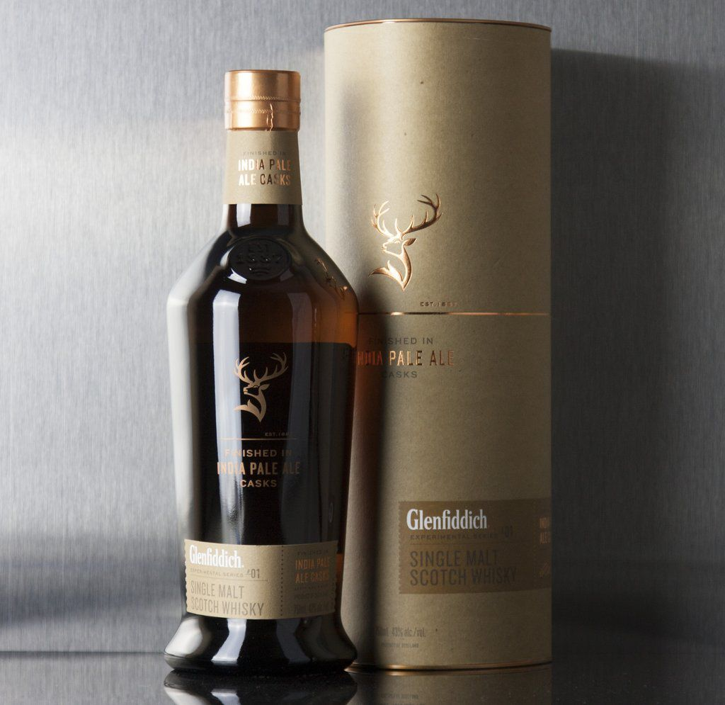 Rượu Glenfiddich Experimental Series 01 IPA
