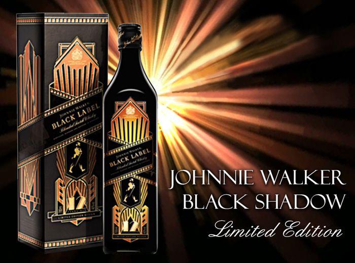 Rượu Johnnie Walker Black Label Limited Shadow 2 Edition
