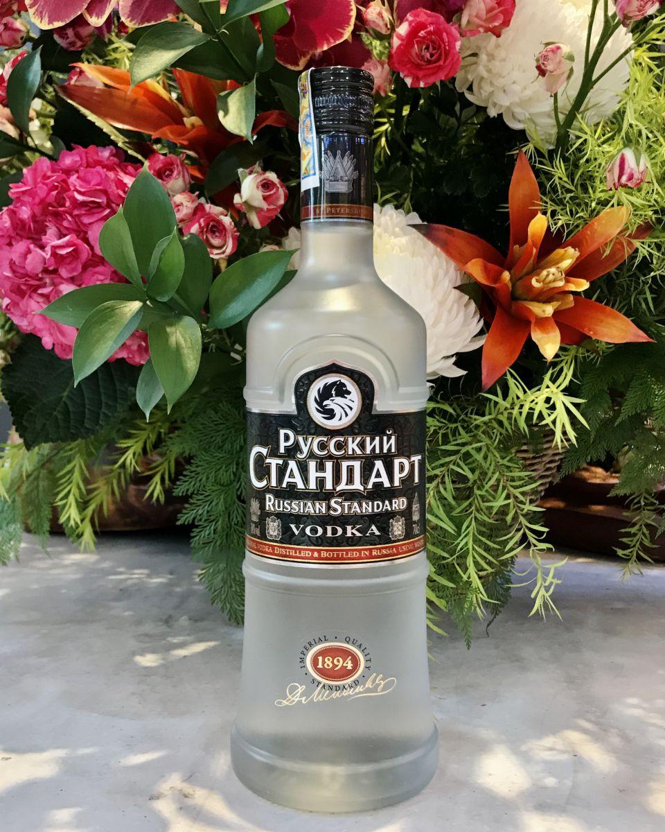 Standard Vodka 700 ml - hình mô tả 2