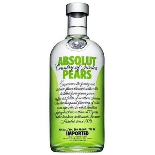 Absolut Vodka Pears (Lê)