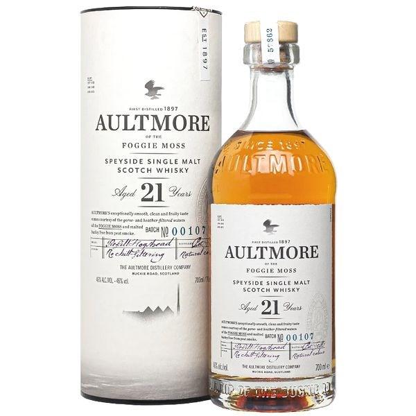 Aultmore 21 Năm