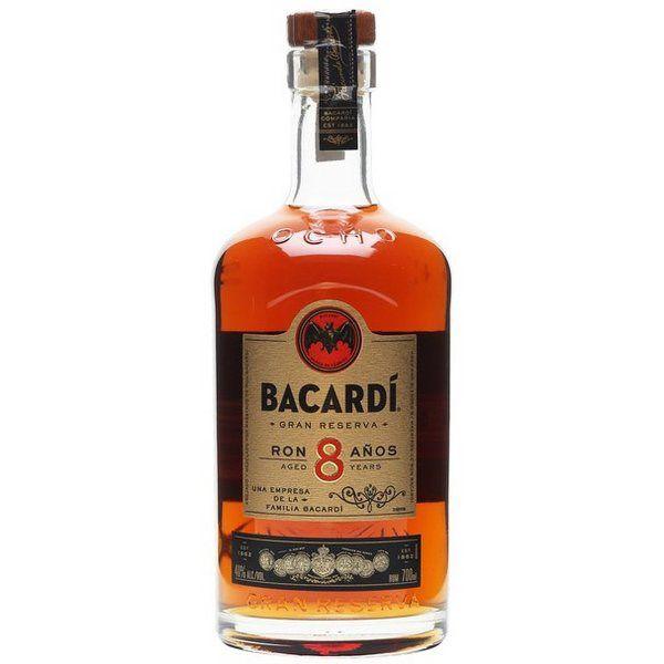 Bacardi 8 Năm