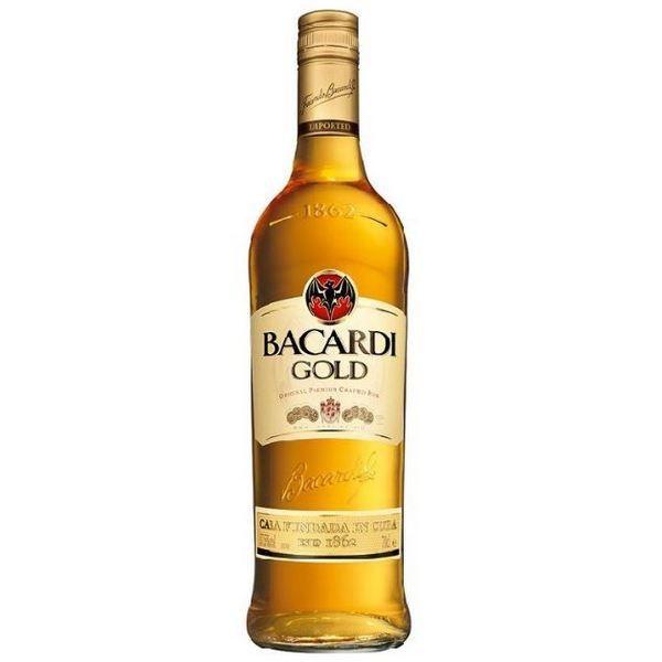 Bacardi Gold (Vàng)