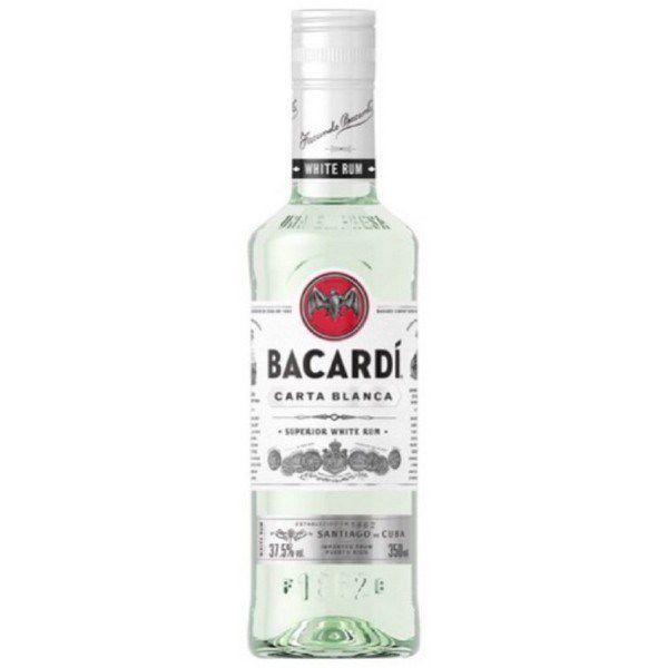 Bacardi White Superior Rum