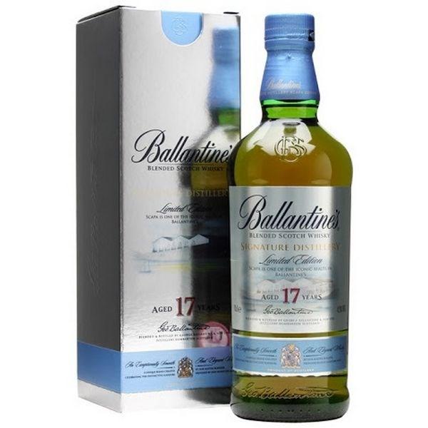 Ballantine's 17 Năm Limited Edition
