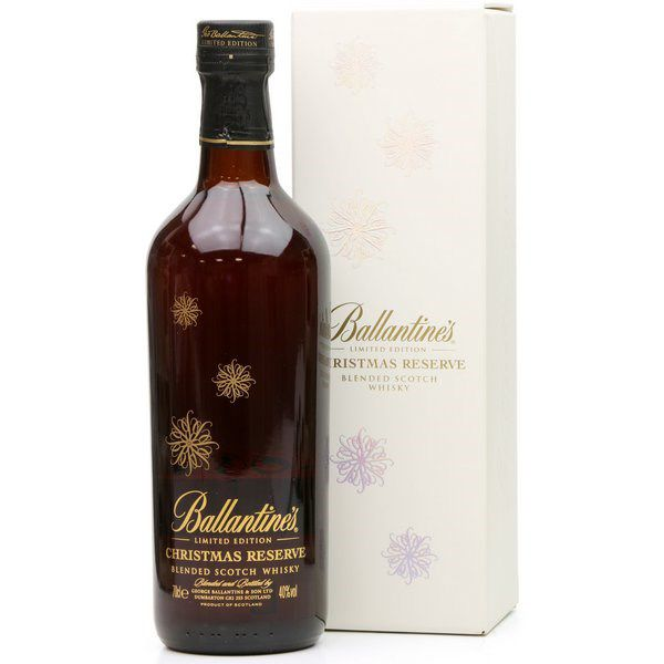 Ballantine's Christmas Limited Edition