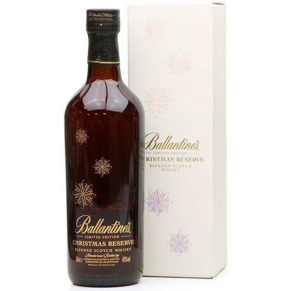 rượu ballantines christmas