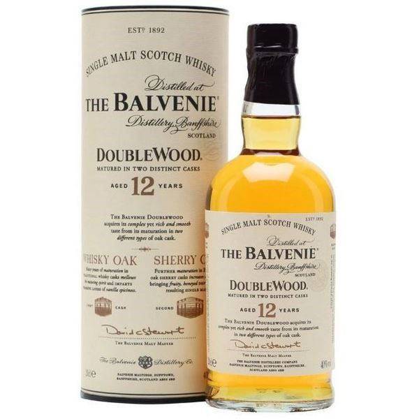 Balvenie 12 Năm Doublewood