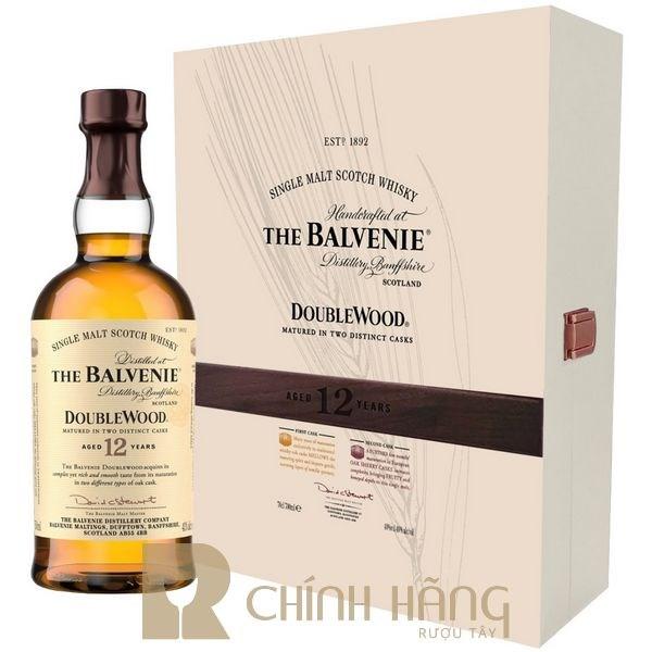 Balvenie 12 Năm - Hộp Quà Tết 2021 700 ml