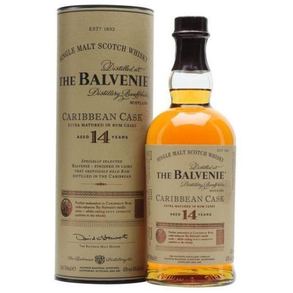Balvenie 14 Năm Caribbean Cask