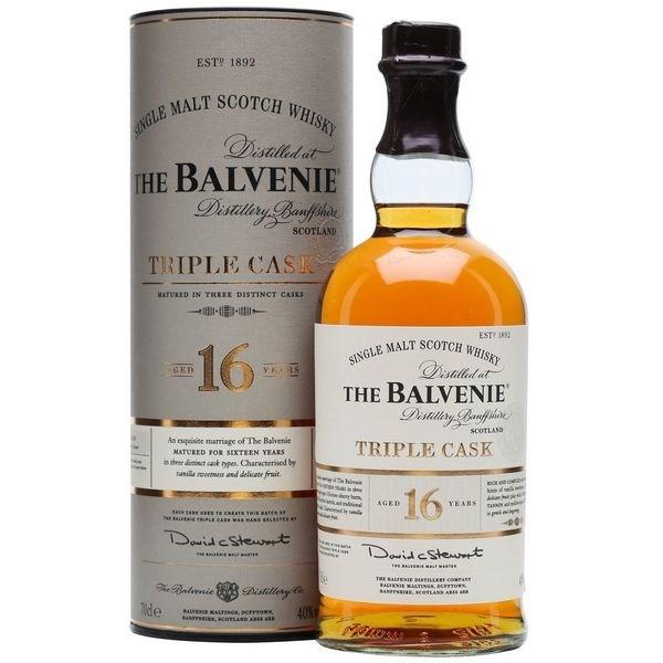 Balvenie 16 Năm Triple Cask