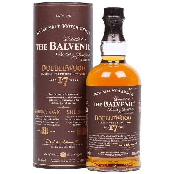 Balvenie 17 Năm DoubleWood