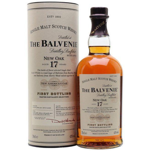 Balvenie 17 Năm New Oak