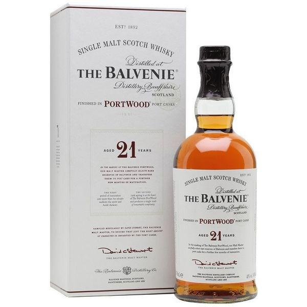 Balvenie 21 Năm